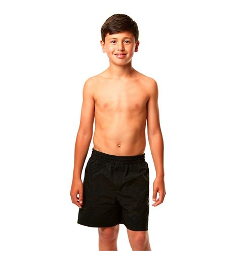 "Challenge 15"" Badshorts jr Speedo - Svart - Junior"