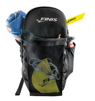 Finis Rival Swim Backpack Svart - Ryggsäck - 32 liter
