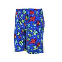 Sea Saw Badshorts jr 1 - 6 år Zoggs - Blå/Multi - Durafeel