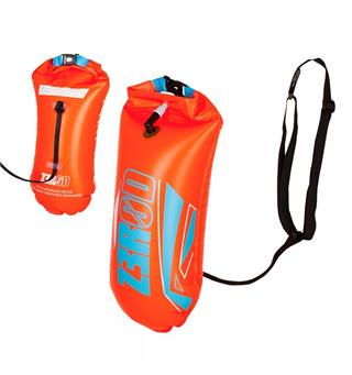 Boj - Open Water Boj - ZEROD Safer Swimmer- 60x27cm - Orange