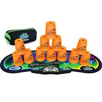 Speed stacks / Speedstacking komplett spelset Orange