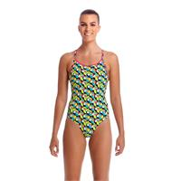 Toucan Do It Funkita baddräkt EU38 Funkita - Flerfärgad - Eco C-Infiinity