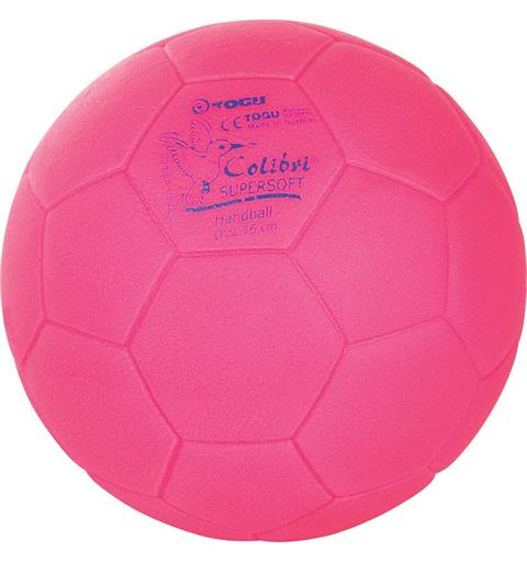 Beachhandboll Togu Colibri Supersoft Rosa - 300 gram