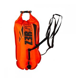 Boj - Open Water Boj - ZEROD Safer Swimmer- 71x36cm - Orange