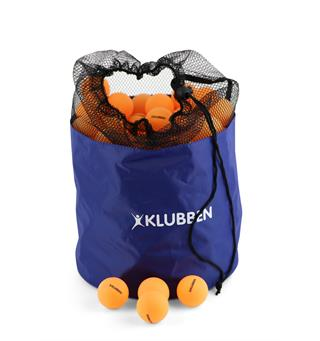 Bordtennisbollar i bag 144-pack | orange