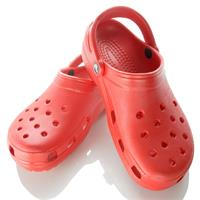 Crocs Cayman - Röd Original Crocs från USA