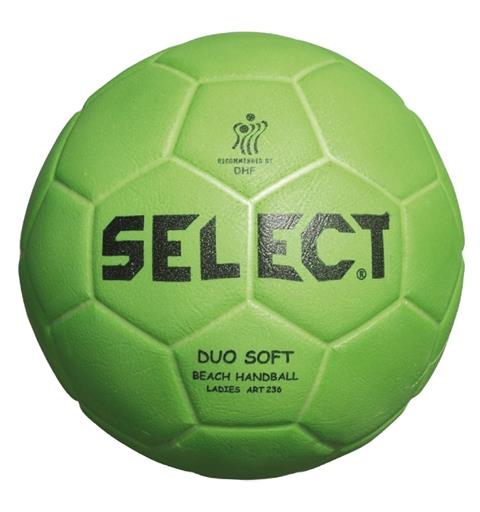 Beachhandboll Select Duo Soft Strl 2 Junior/Dam
